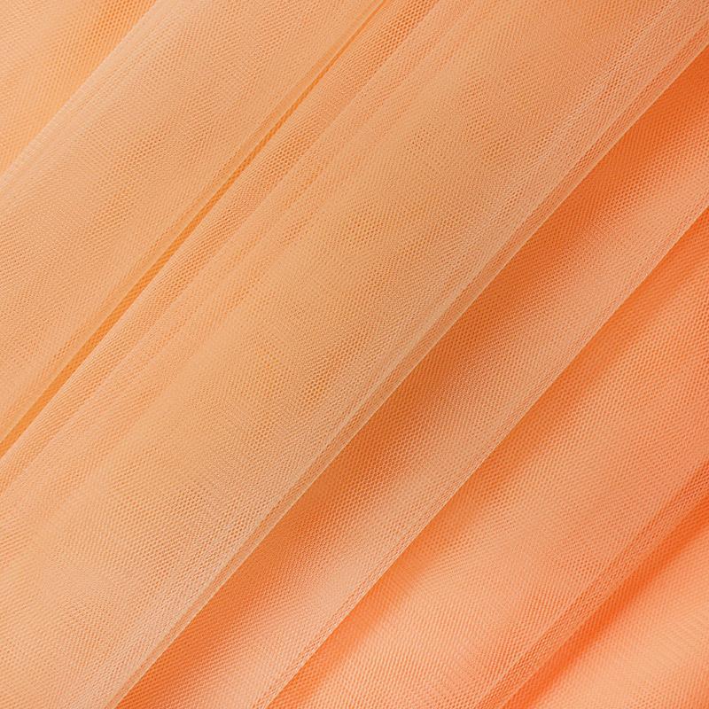 Еврофатин мягкий матовый HT.S 100%полиэстер 3х5м 76 бледно персиковый