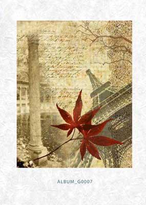 Бумага рисовая Love2Art 0098