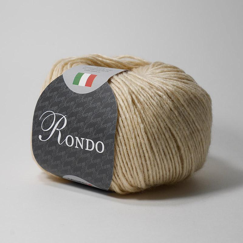 Пряжа Рондо 14 - бежевый