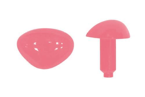 Носики для игрушек 1,9*1,4см Н47 розовый 533871