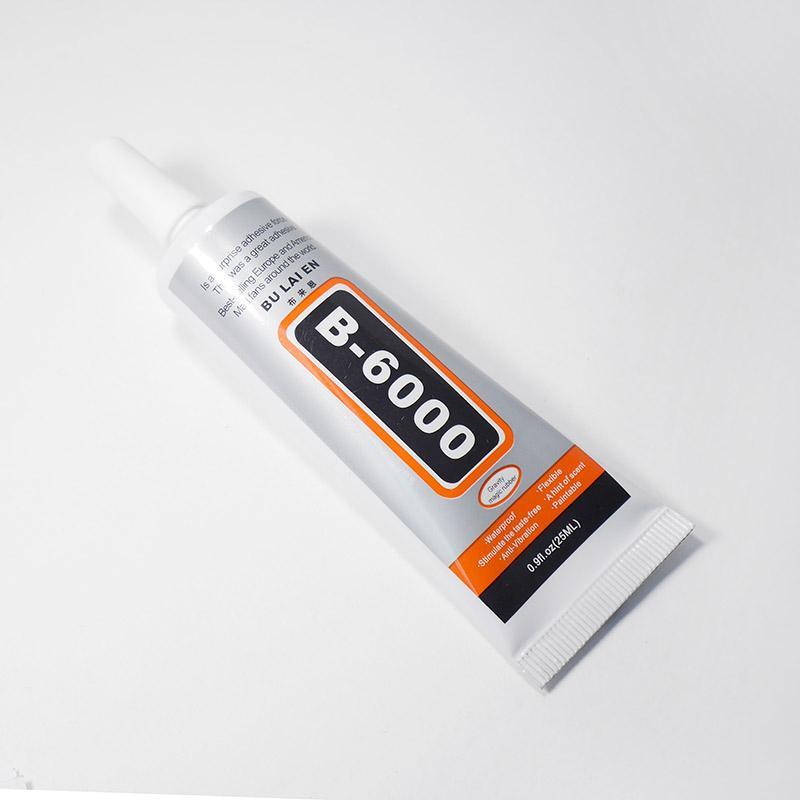 Клей для страз и полубусин 25мл В-6000