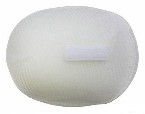 Плечевые накладки на липучке белый 686149 РК-15/А
